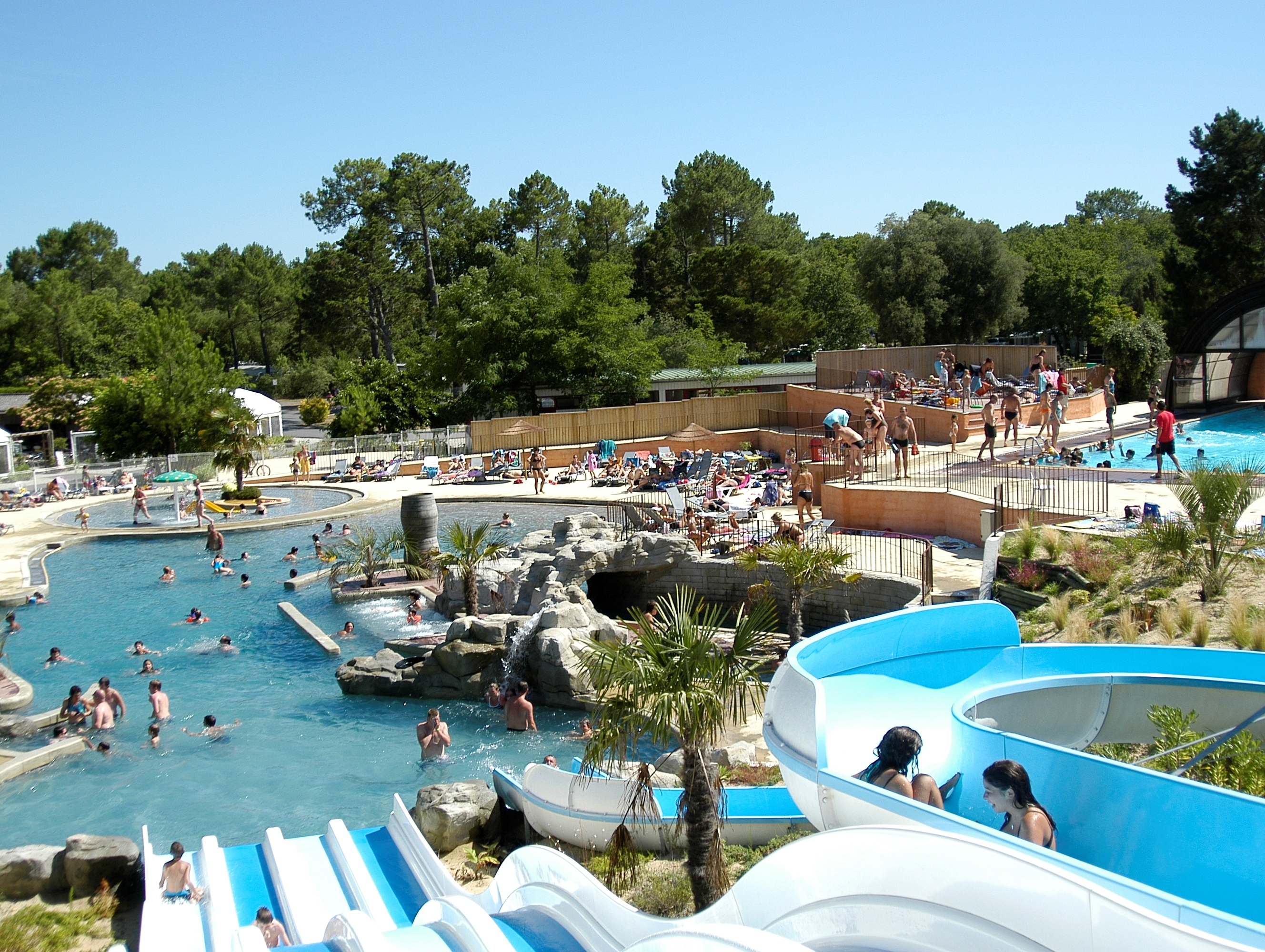 Camping soulac sur mer r servez votre camping soulac for Automobile club de france piscine