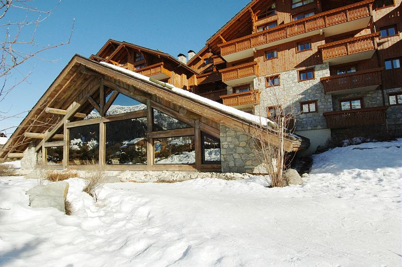 Location vacances Meribel