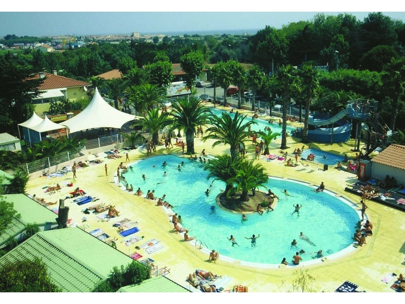 Camping 4* Le Floride