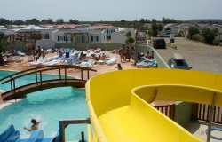 Camping - OFFRE SPECIALE :Camping 3* Cottage Village aux Hamacs