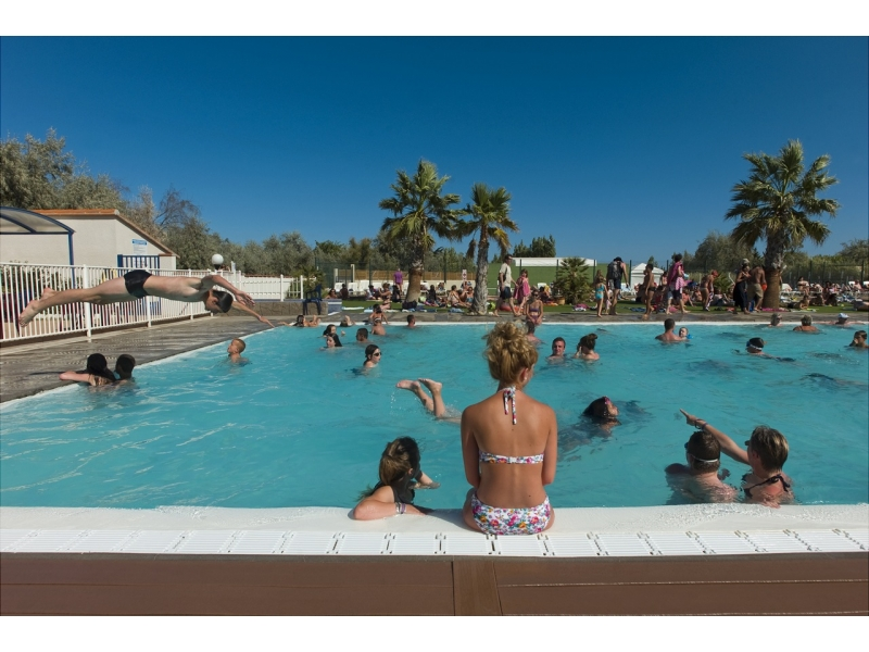 Camping 4* Les Dunes