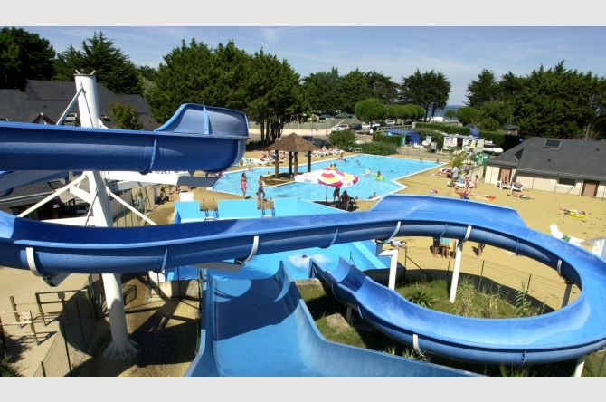 Camping camping 4 conguel camping num ro 1 grand public for Camping piscine quiberon