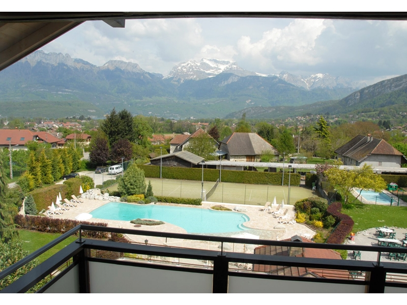 R sidence hoteli re spa les chataigniers location annecy - Residence hoteliere alpes ...