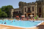 Camping 3* Ch&acirc;teau la Grange Fort
