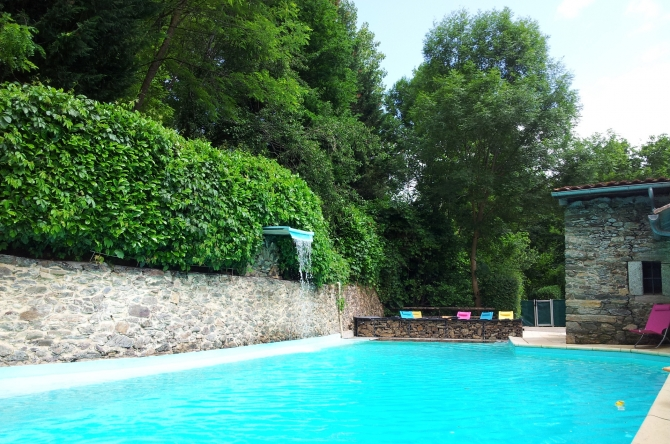 Camping camping 3 moulin de chaules camping num ro 1 for Club piscine st constant