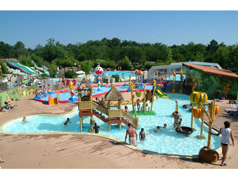 Camping Offre Speciale Camping 5 La Rive Loisirs Parcs