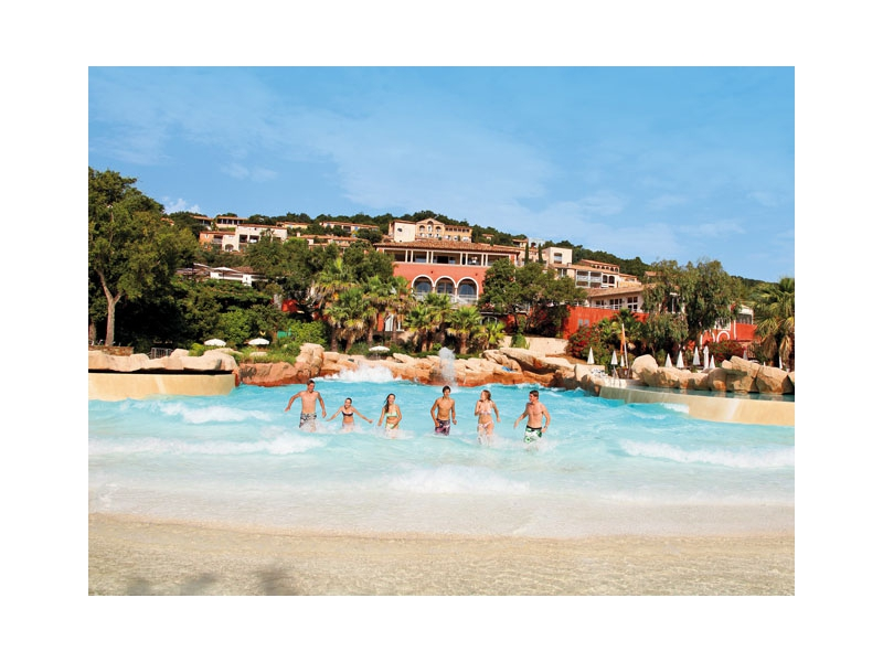 R�sidence Pierre&Vacances Villages Clubs Les Restanques du Golfe de Saint-Tropez