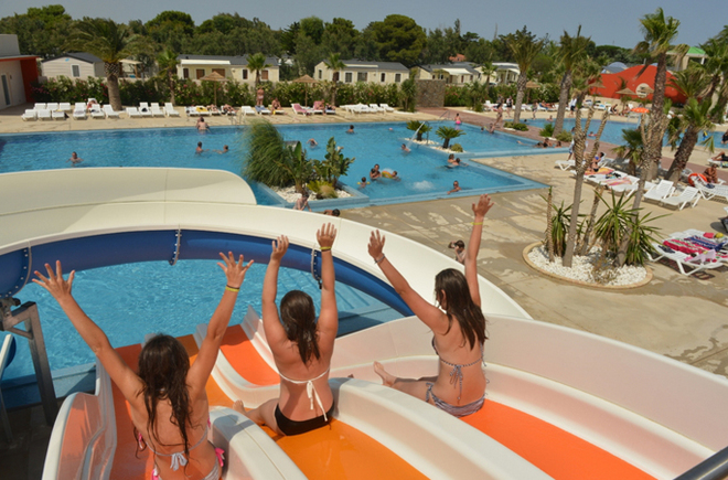 Camping oasis camping le barcares - Camping oasis port barcares ...