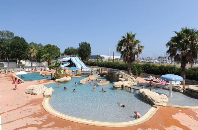 Camping Les Peupliers Camping Canet En Roussillon