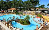 Camping Plage sud - Biscarrosse