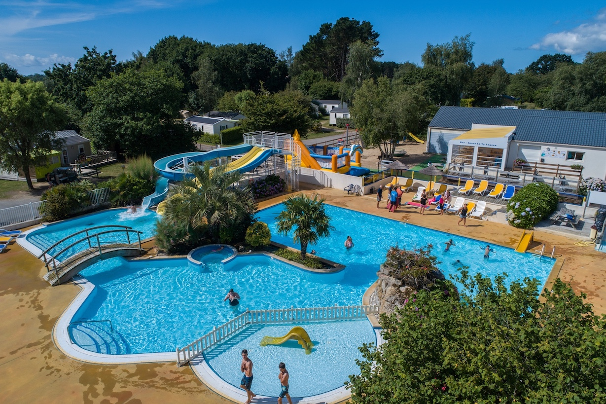 Voyage fouesnant sejour fouesnant vacances fouesnant for Camping chambery avec piscine