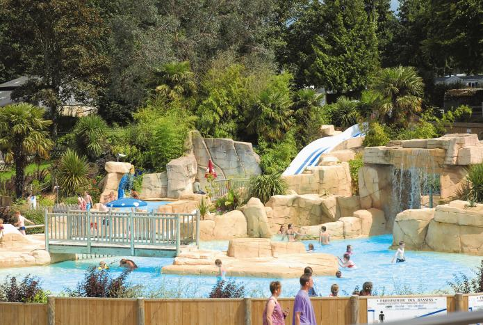 Camping 5* Domaine des Ormes