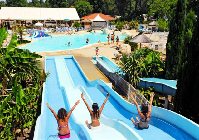 France - Atlantique Sud - Biscarrosse - Camping Mayotte Vacances, 5*