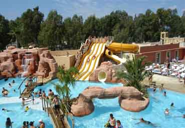 Camping 4* Les Palmiers