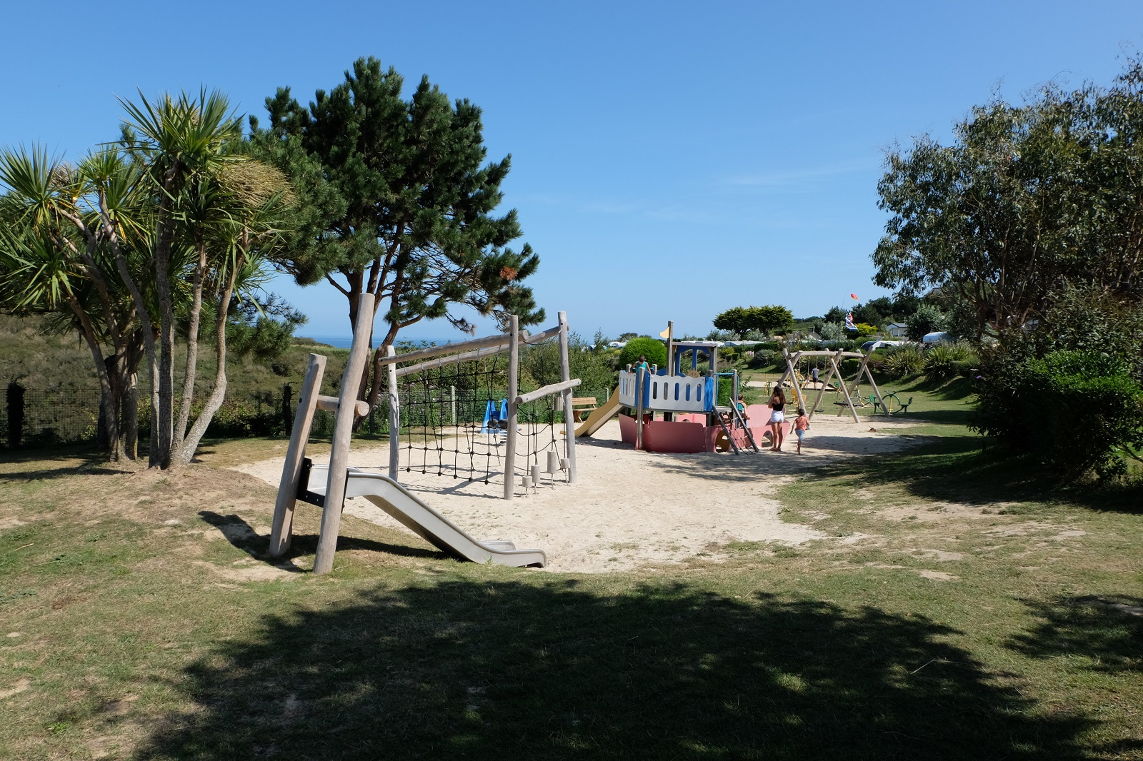 Camping le chatelet saint cast le guildo bretagne for Camping st cast le guildo avec piscine