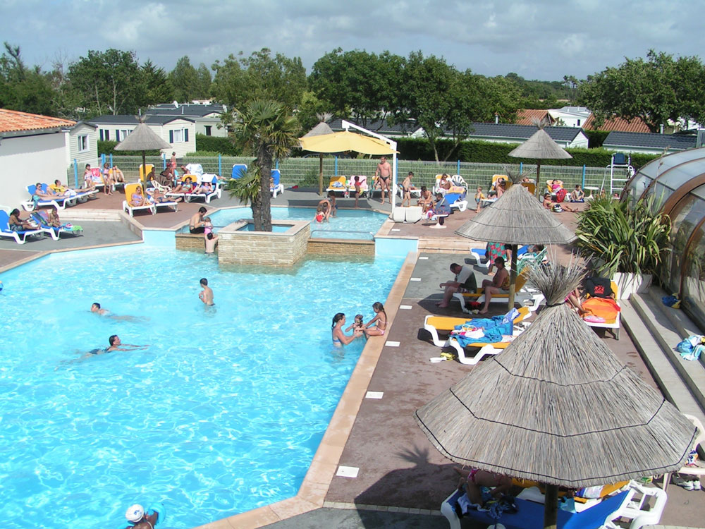 Camping 4* Oléron Loisirs (St Georges d