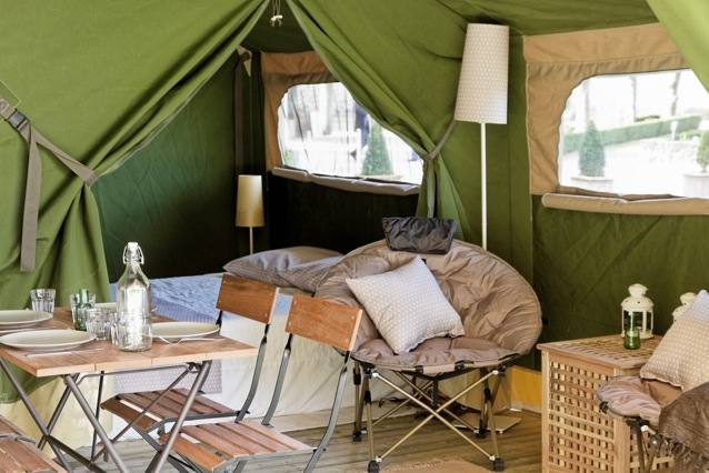 Camping 3* Le Barralet