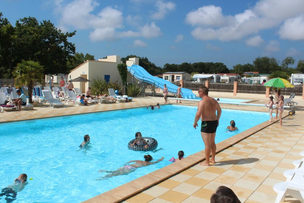 Camping 4* Domaine d