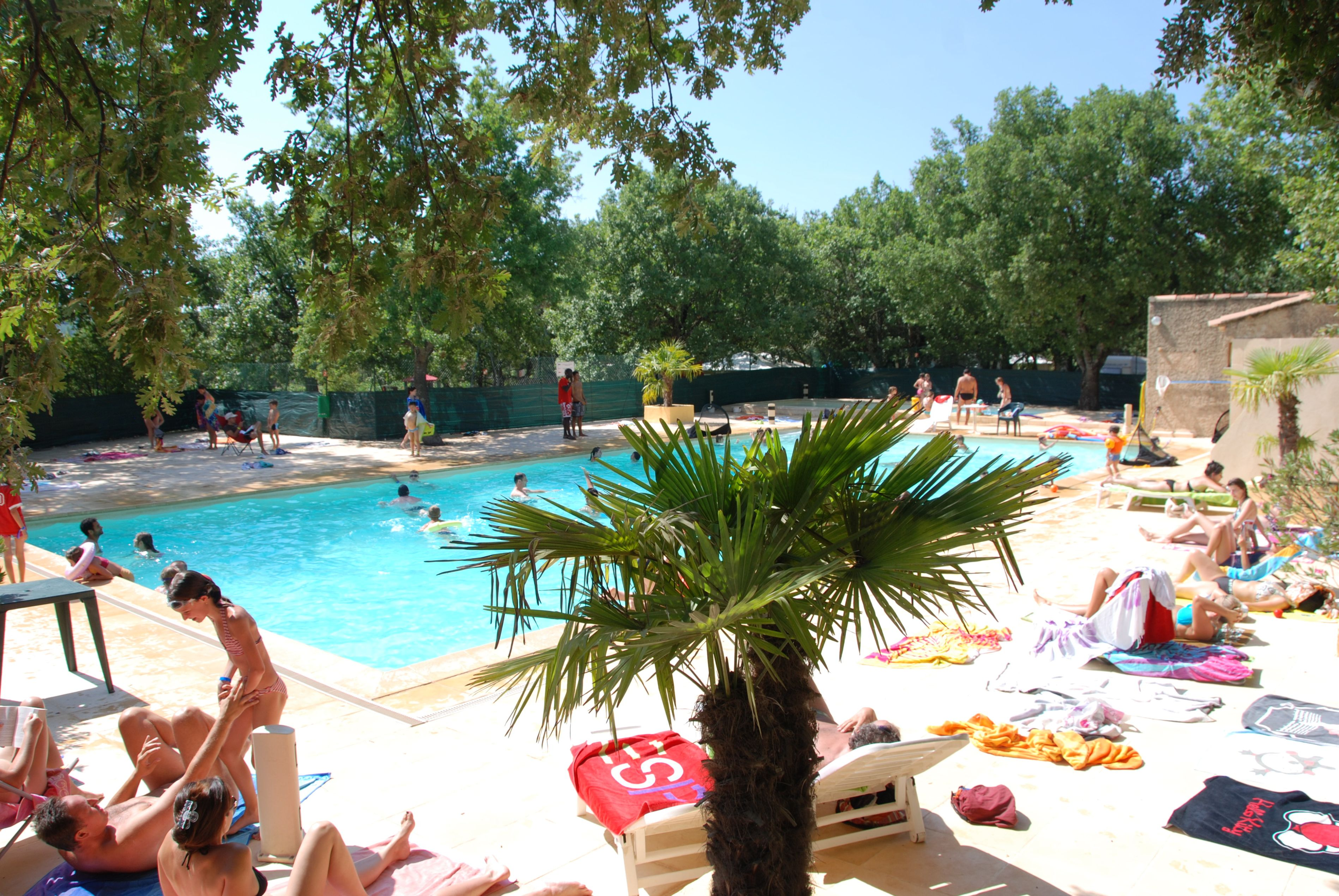 Camping 3* Domaine des Chenes Blancs