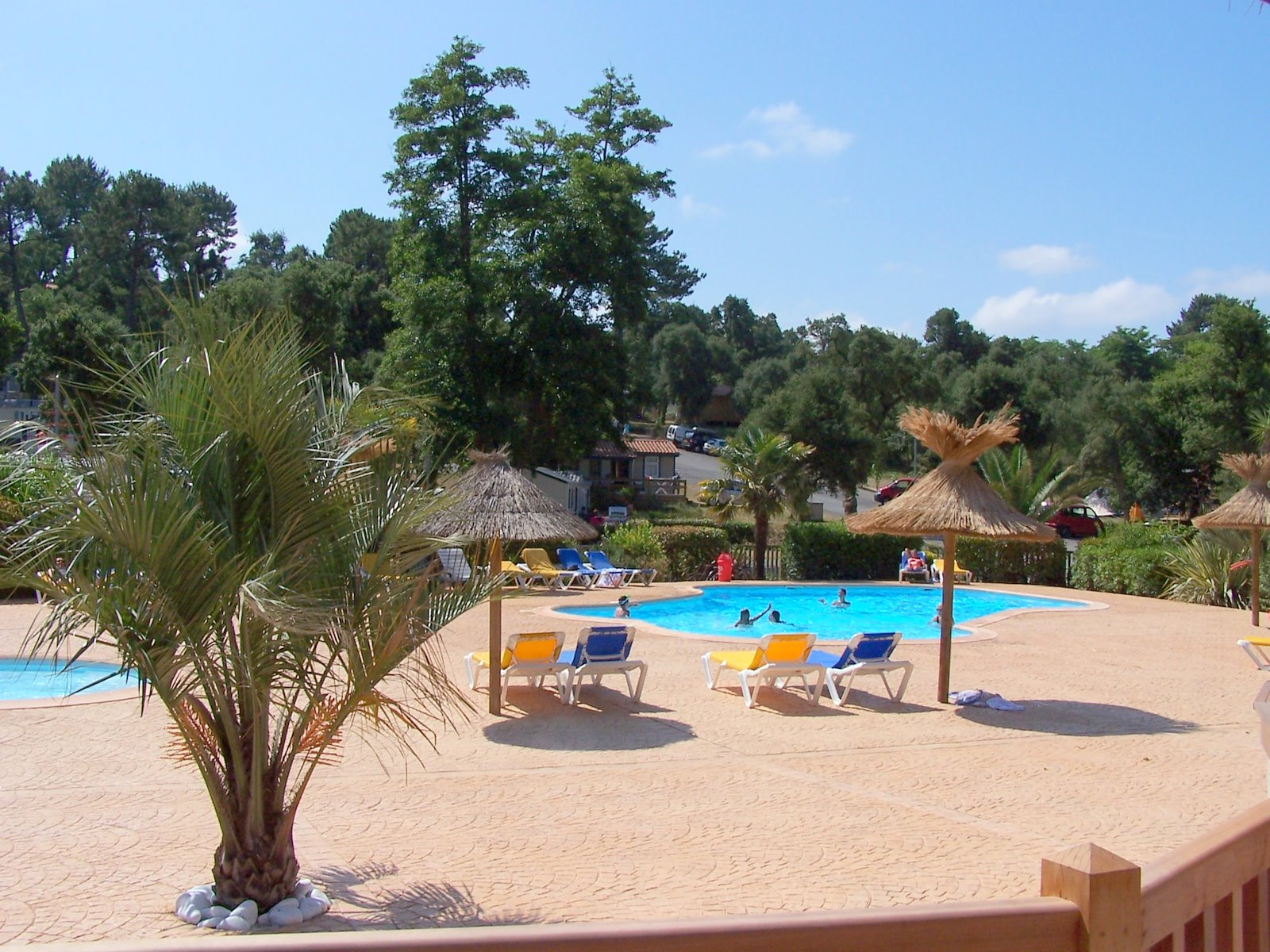 Camping 5* du Lac