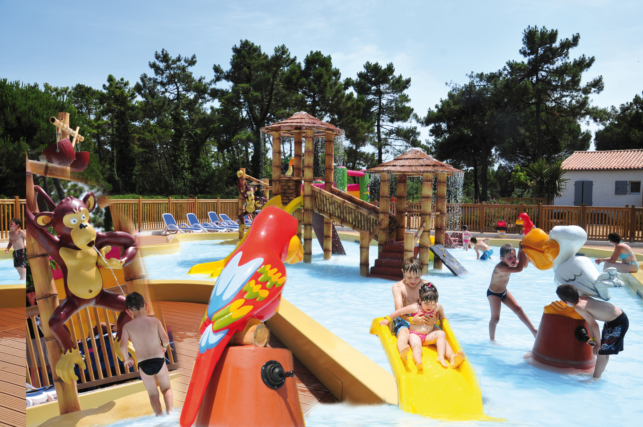 Camping 4* Antioche