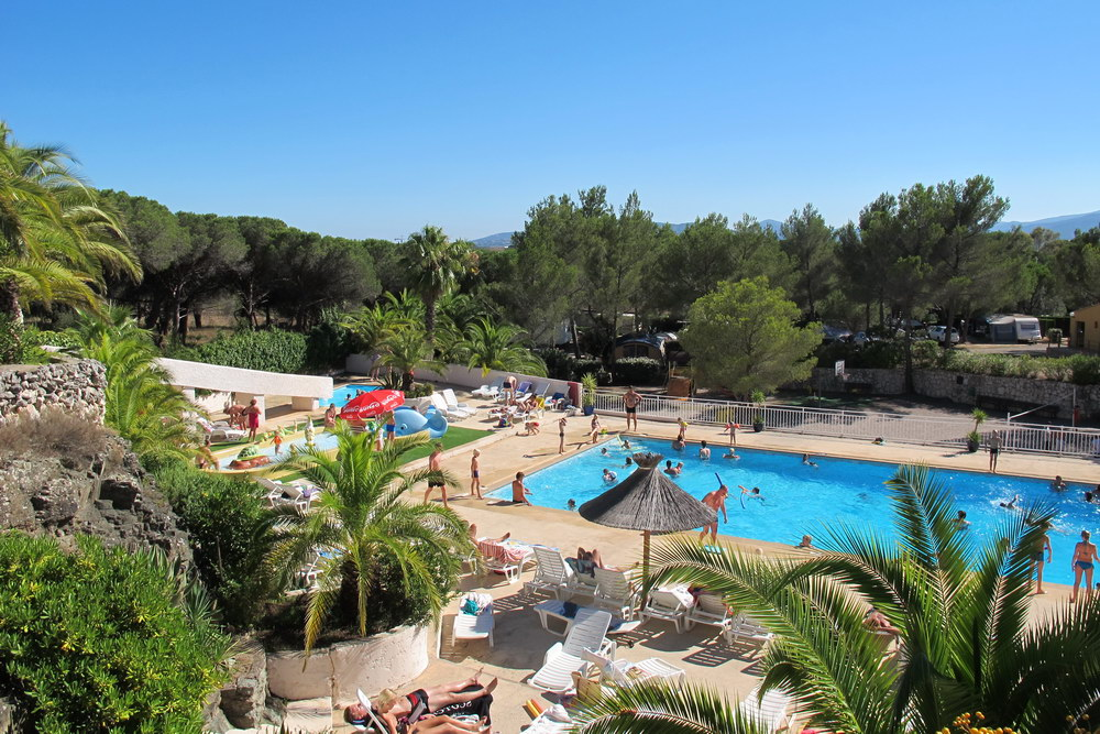 Campings fr jus r servation d s 132 for Camping a frejus avec piscine