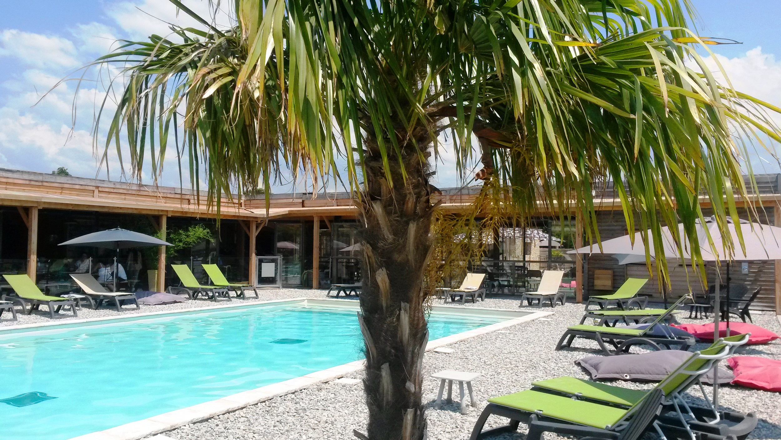 Camping 5* Lodges en Provence