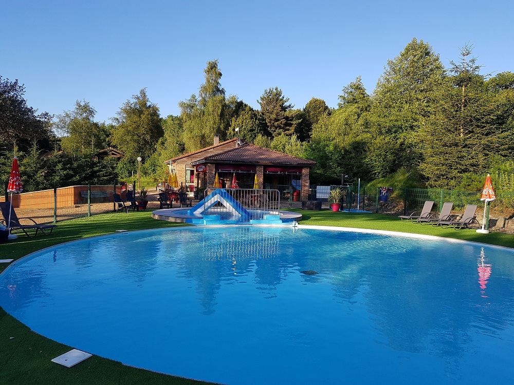 Camping 3* Le Saint Eloy