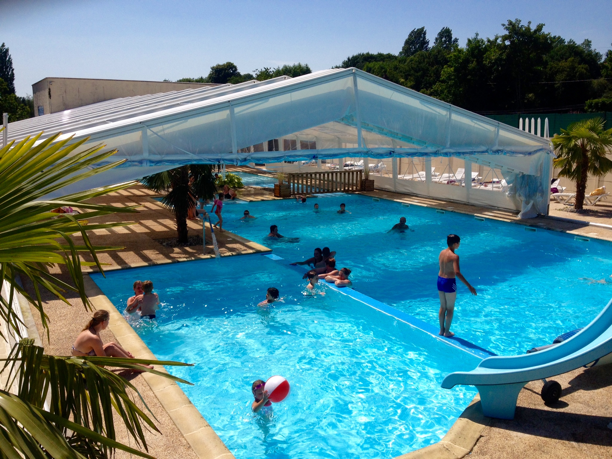 Walincourt-Selvigny-Camping La Kilienne, 1*