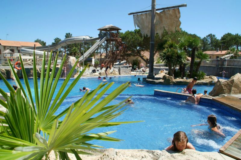 France - Atlantique Sud - Messanges - Camping Village Resort et Spa Le Vieux Port