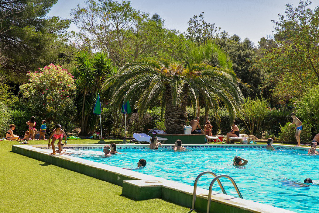 Camping Castell Park