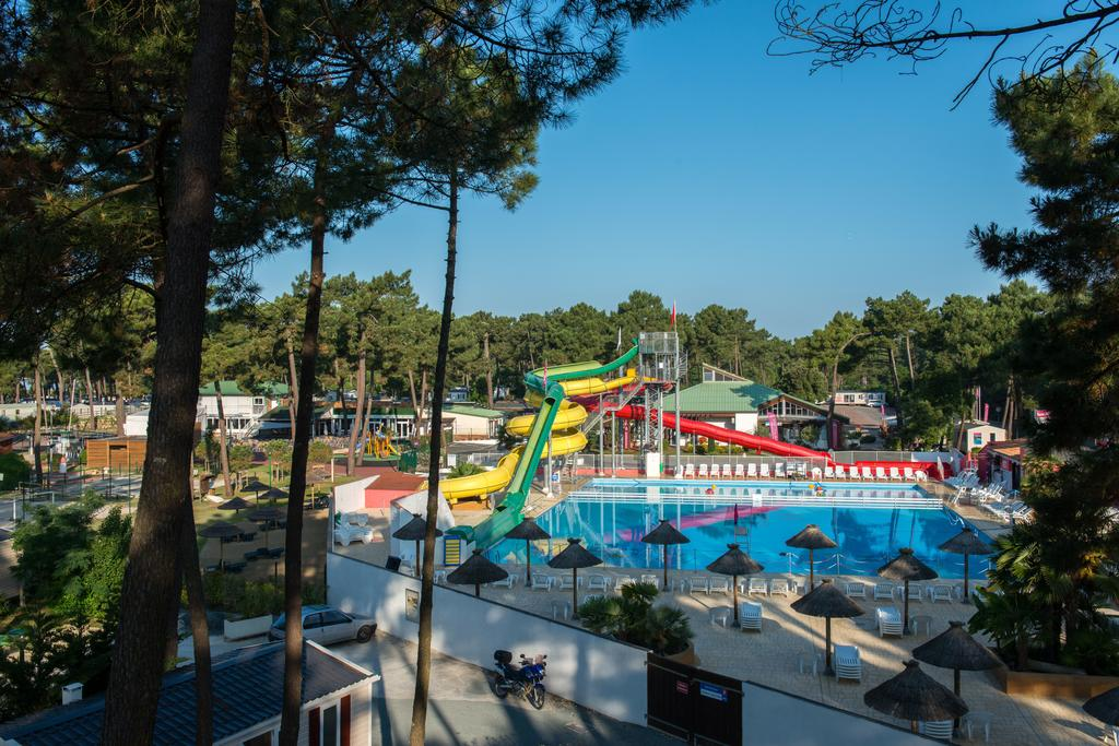Immobilhome sur camping 4* Bonne Anse Plage