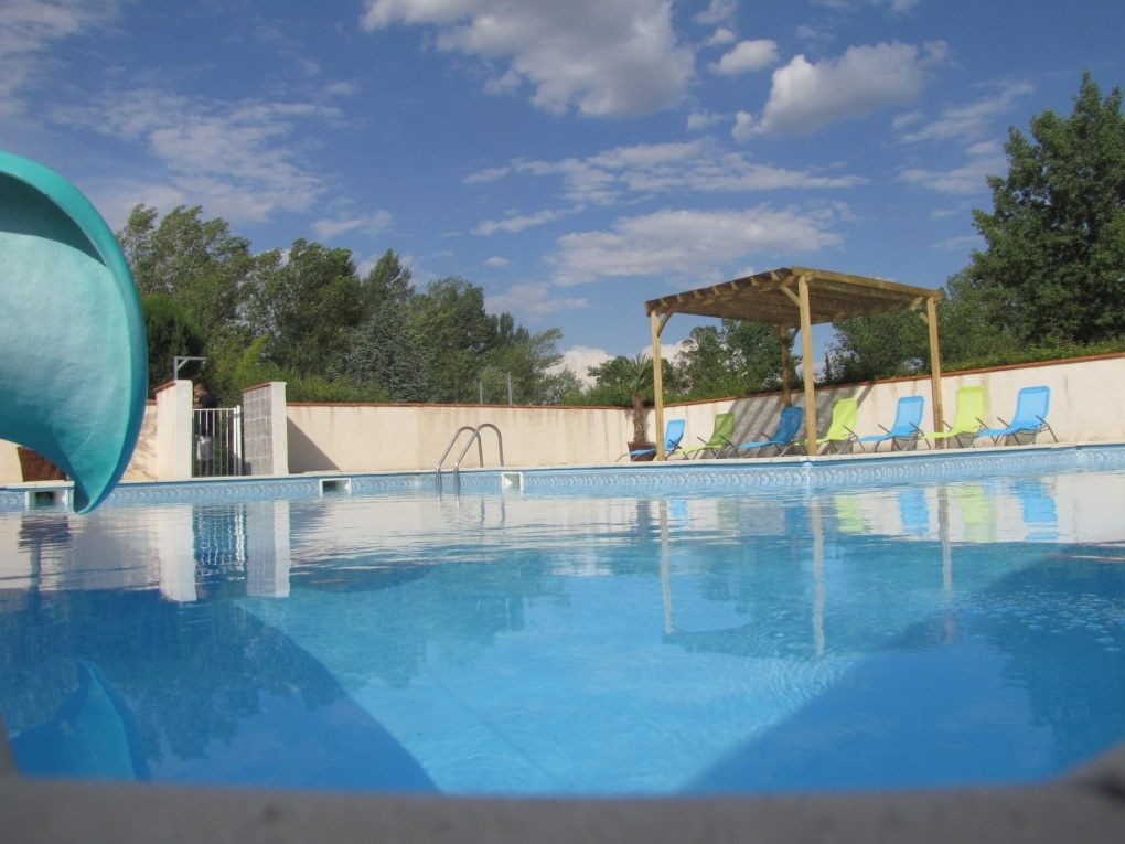 France - Sud Ouest - Preixan - Camping Village Grand Sud