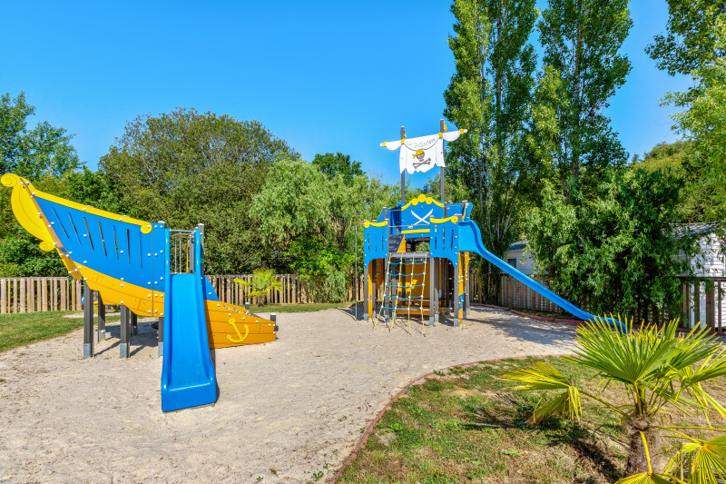 Photo n° 11 Camping La Fresnerie, 4*