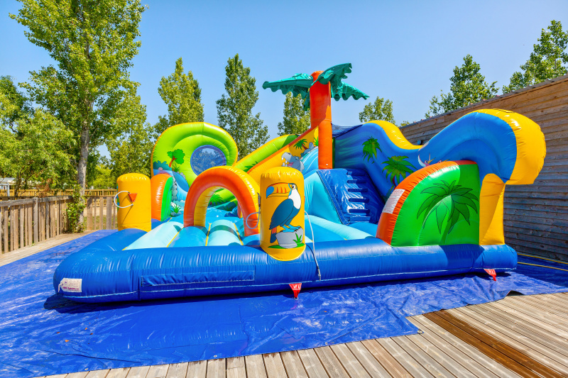 Photo n° 12 Camping La Fresnerie, 4*