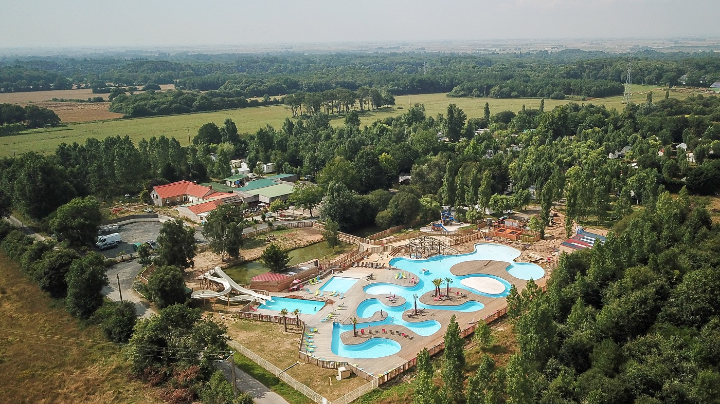 Photo n° 2 Camping La Fresnerie, 4*