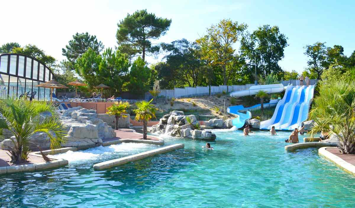 FRANCE Camping Le Palace