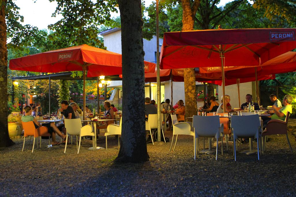 Italie - Toscane - Sienne - Camping Colleverde