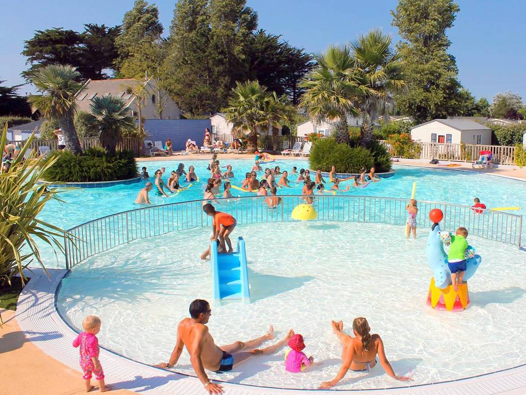 France - Bretagne - Penmarch - Camping Yelloh Village La Plage, 4*