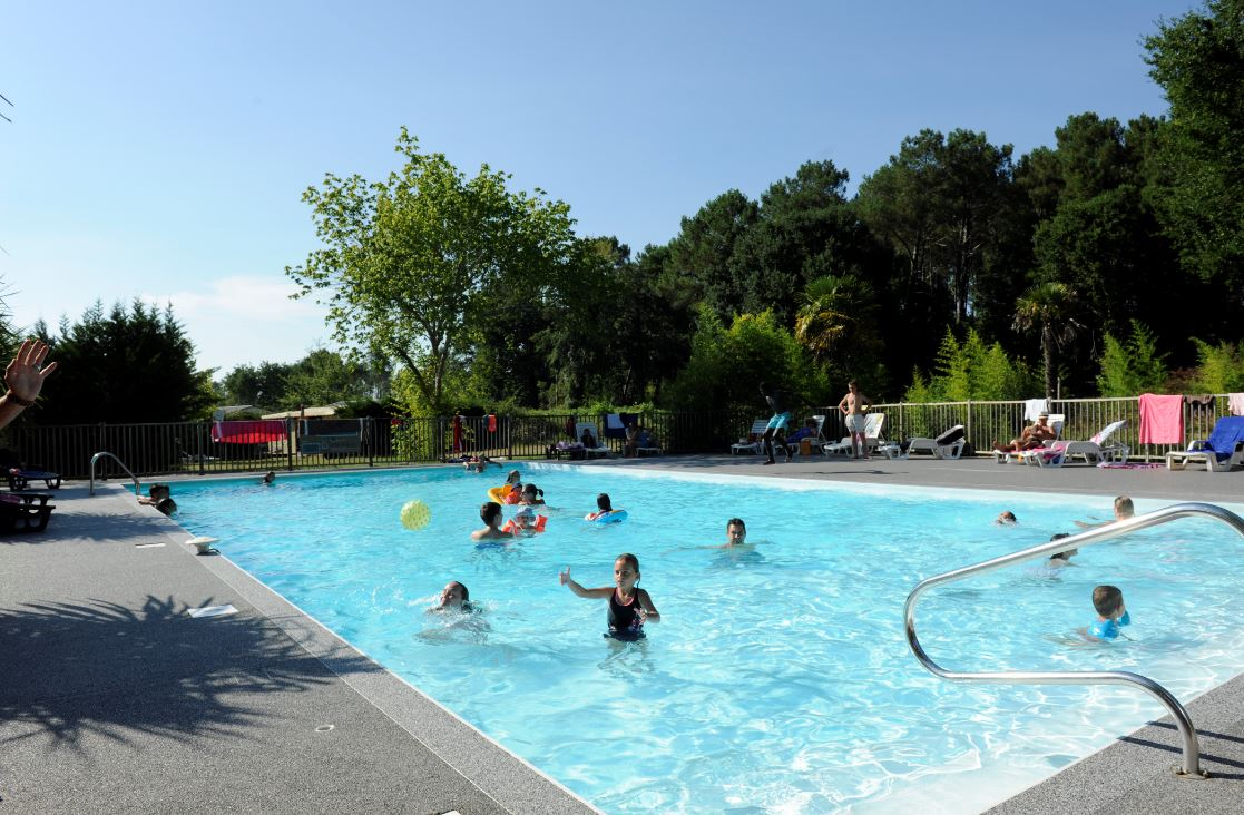 Camping Plage  Bord De Mer Landes  Tous Nos Campings Plage  Bord