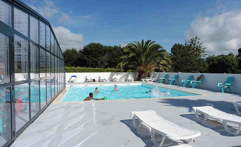 Fouesnant - Camping Kerscolper, 3* - 1