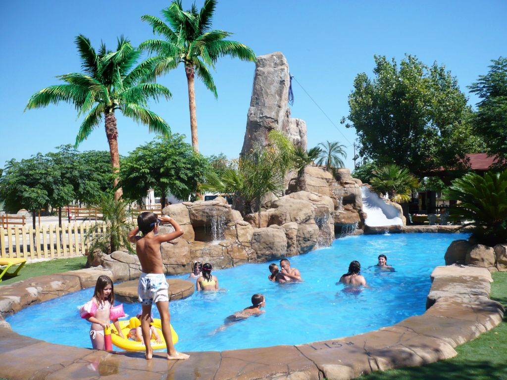 Camping 4* Spa Natura Resort