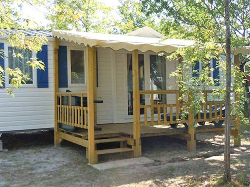 MOBILHOME 6 personnes - Confort 3 chambres (C7T)
