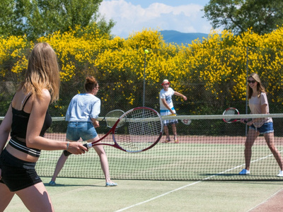 Camping Domaine des Iscles