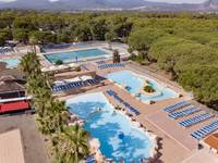 Photo de Camping Parc Saint James Oasis Village