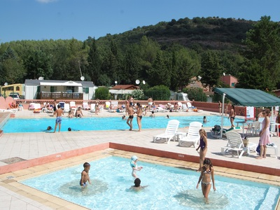 Camping Parc Saint James Le Sourire