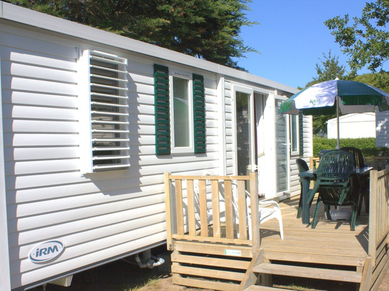 MOBILHOME 6 personnes - 3 CHAMBRES, Holiday home cordelia + Clim
