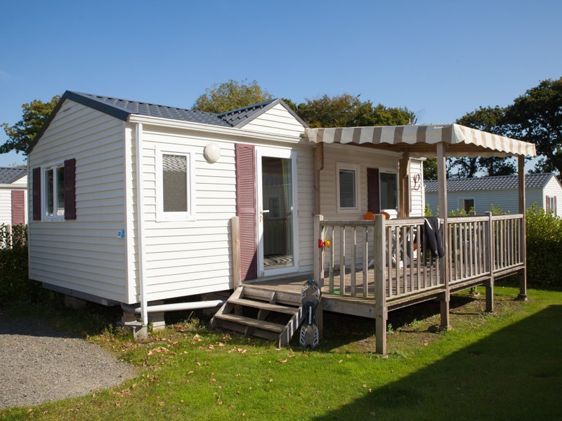 MOBILHOME 4 personnes - Grand Confort - 2 chambres 27