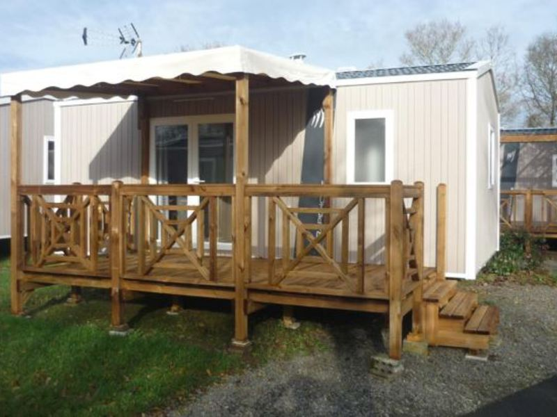 MOBILHOME 4 personnes - Grand Confort - 2 chambres 22