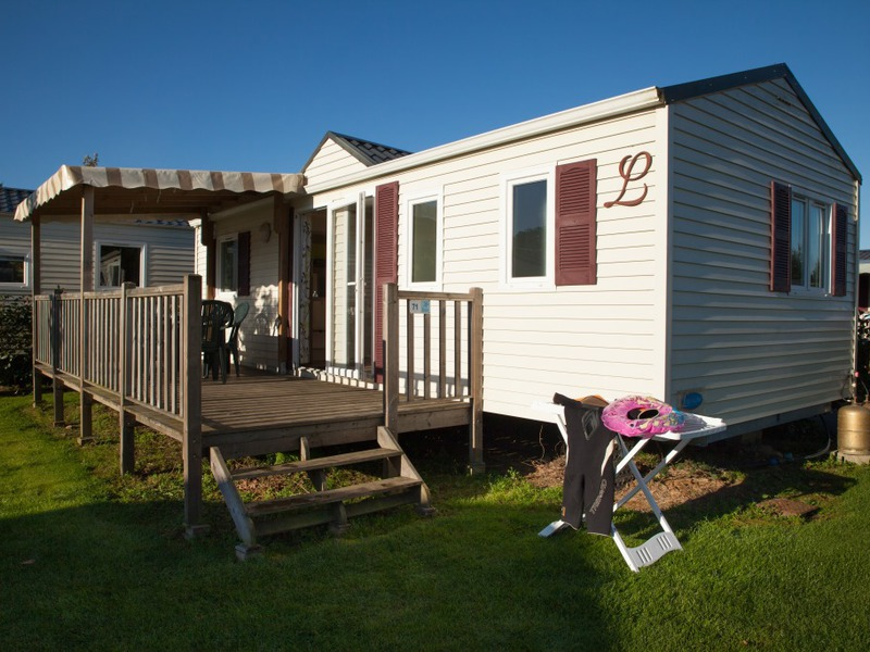 MOBILHOME 8 personnes - Grand Confort - 3 chambres 32
